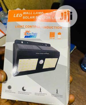 Wall Solar Sensor Light | Solar Energy for sale in Edo State, Benin City