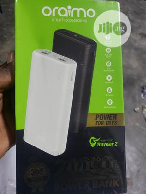 20000 Mah Oraimo Smart Power Bank   Accessories for Mobile Phones & Tablets for sale in Lagos State