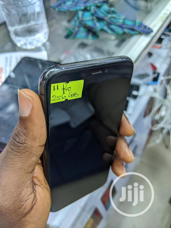 Apple iPhone 11 Pro 256 GB Black
