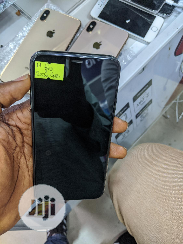 Apple iPhone 11 Pro 256 GB Black   Mobile Phones for sale in Ikeja, Lagos State, Nigeria