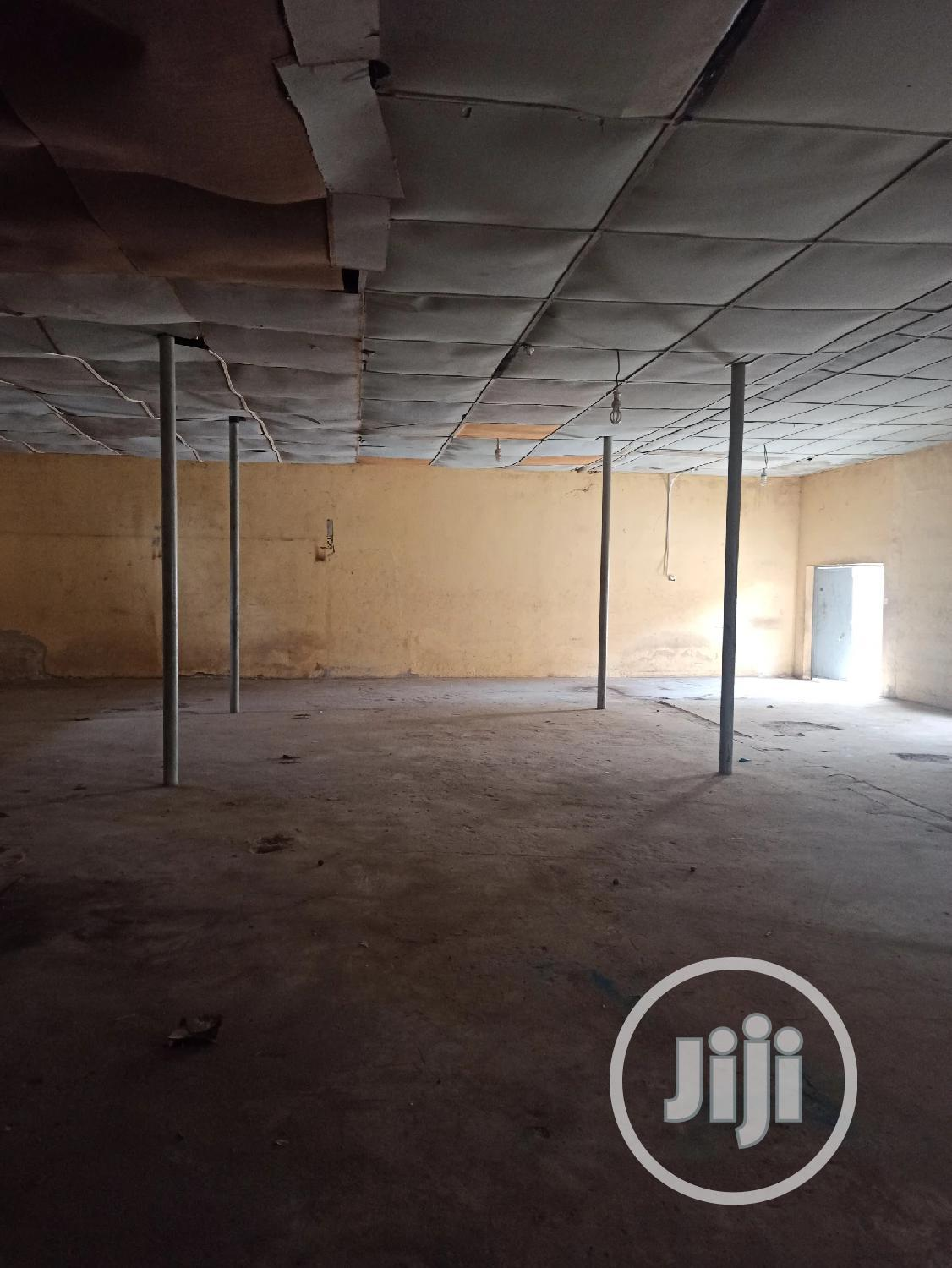 Warehouse For Rent In Wuse2
