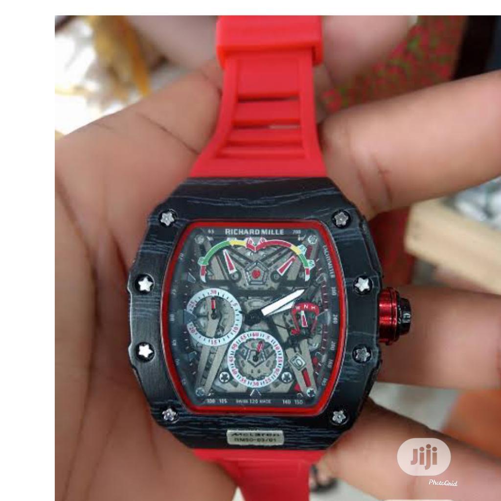 Richard Mille Fashion Wrist Watch   Watches for sale in Lekki, Lagos State, Nigeria