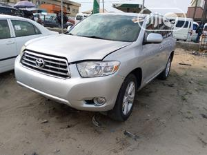 Toyota Highlander 2009 Silver   Cars for sale in Lagos State, Lekki
