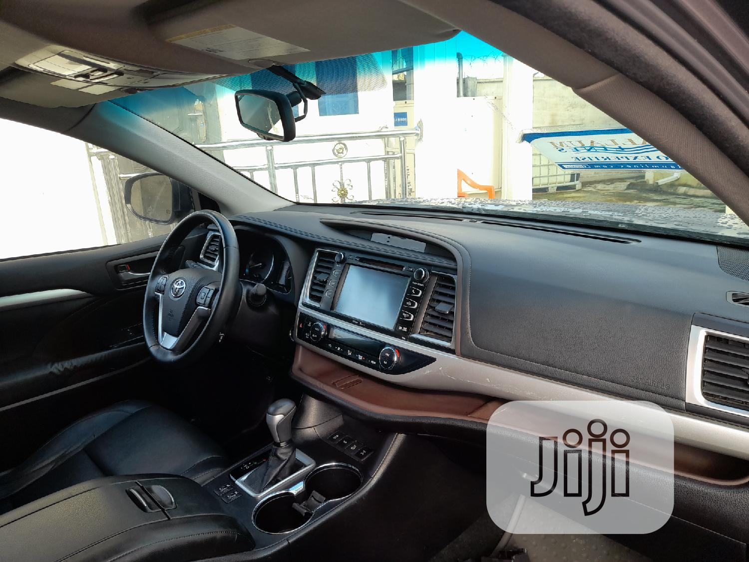 Toyota Highlander 2015 Gray   Cars for sale in Ajah, Lagos State, Nigeria