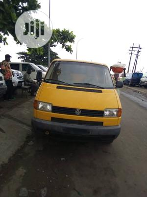 Volkswagen T4 2000 Yellow | Buses & Microbuses for sale in Lagos State, Ojo
