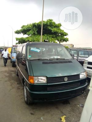 Volkswagen Transporter 2000 Dark Green   Buses & Microbuses for sale in Lagos State, Ojo
