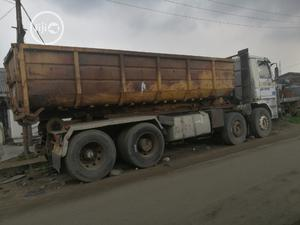 Scania 143 Truck 12tyres v Engine Tokunbo   Trucks & Trailers for sale in Lagos State, Apapa