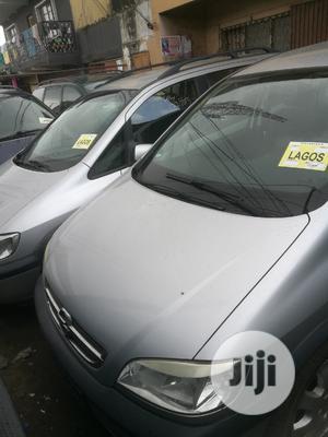Opel Zafira 2001 Silver   Cars for sale in Lagos State, Apapa