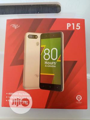 New Itel P15 16 GB Black | Mobile Phones for sale in Lagos State, Ikeja