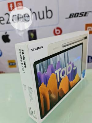 New Samsung Galaxy Tab S7 128 GB Black | Tablets for sale in Rivers State, Port-Harcourt