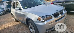 BMW X3 2006 Silver   Cars for sale in Abuja (FCT) State, Central Business District