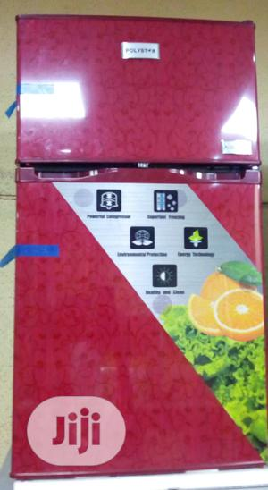 Polystar Refrigerator Double Door | Kitchen Appliances for sale in Lagos State, Ojo