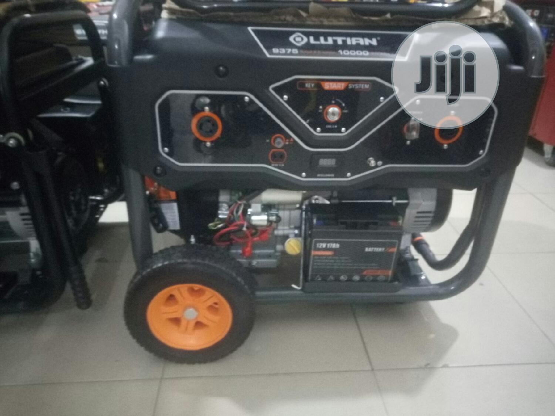 10KVA Lutian Generator, With Remote