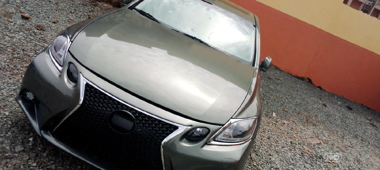 Lexus GS 2008 Gray