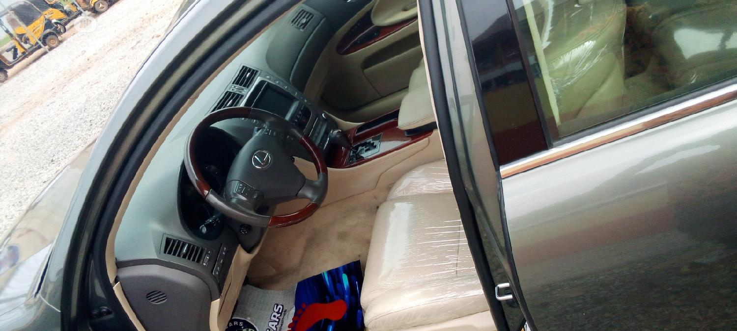 Lexus GS 2008 Gray   Cars for sale in Awka, Anambra State, Nigeria