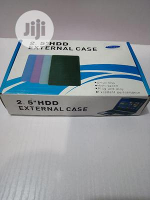 Sata External Case 2.5 HDD   Computer Accessories  for sale in Lagos State, Ikeja