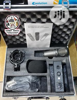 High Quality Studio Mic For Professionals   Audio & Music Equipment for sale in Lagos State, Mushin