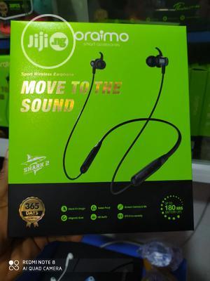 Oraimo Oeb-e57d Shark Design Bluetooth Earphone   Headphones for sale in Lagos State, Ikeja