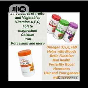 Juice Plus Premium Blend+Omega | Vitamins & Supplements for sale in Lagos State, Surulere
