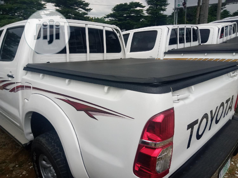Toyota Hilux 2013 White
