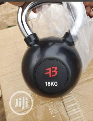 18kg Kettle Bell | Sports Equipment for sale in Lagos State, Victoria Island