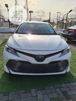 Toyota Camry 2018 XSE FWD (2.5L 4cyl 8AM) White | Cars for sale in Lagos State, Lekki