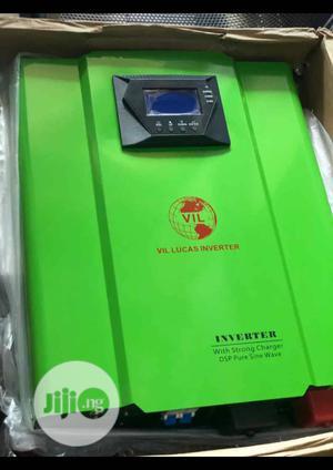 3.5kva/24v Hybrid Inverter   Solar Energy for sale in Lagos State, Ojo