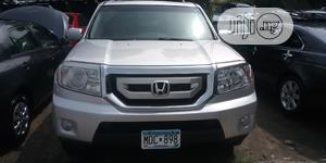 Honda Pilot 2009 EX 4dr SUV (3.5L 6cyl 5A) Silver | Cars for sale in Lagos State, Apapa