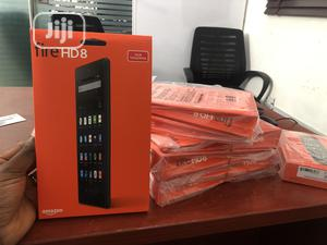 New Amazon Fire HD 8 16 GB Black   Tablets for sale in Lagos State, Ikeja