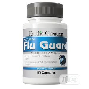 Earth Creation Flu Guard With Vitamin D | Vitamins & Supplements for sale in Lagos State, Ikeja