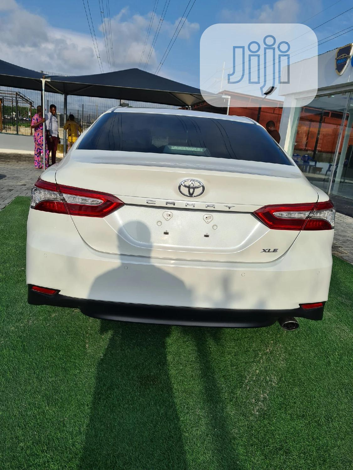 Toyota Camry 2018 XSE FWD (2.5L 4cyl 8AM) White   Cars for sale in Lekki, Lagos State, Nigeria