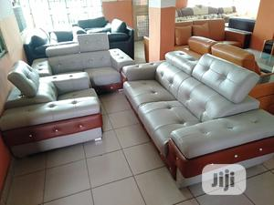 Leather Sofa Chair | Furniture for sale in Lagos State, Maryland