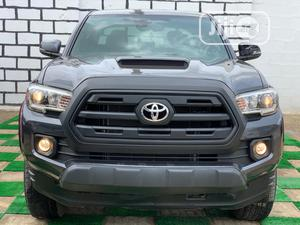 Toyota Tacoma 2019 TRD Off Road Gray   Cars for sale in Lagos State, Ikeja
