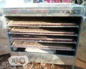 Half Bag Gas And Electric Local Baking Oven   Industrial Ovens for sale in Abuja (FCT) State, Kado