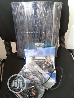 PS3 Console + Controller + 6 Games | Video Game Consoles for sale in Ondo State, Akure