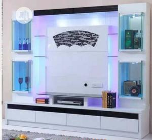 Original Executive Imported Tv Stand And Bar   Furniture for sale in Abuja (FCT) State, Garki 1