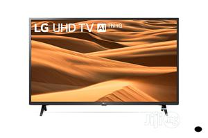 "LG 50""Inch TV Um7340 Smart 4K TV Jl15 | TV & DVD Equipment for sale in Lagos State, Alimosho"