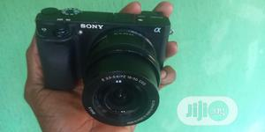 Sony Alpha A6300 4k Mirrorless Camera W/16-50mm Kit Lens | Photo & Video Cameras for sale in Edo State, Ikpoba-Okha