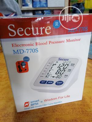 Secure Blood Pressure Monitor   Medical Supplies & Equipment for sale in Lagos State, Lagos Island (Eko)