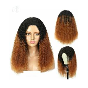 Fancy Baby Curl Wig With Invisible Parting | Hair Beauty for sale in Lagos State, Ikeja