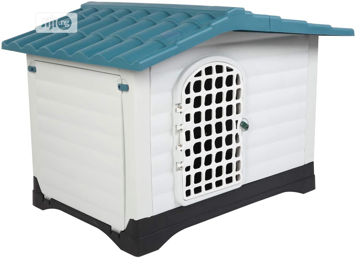 Dog Plastic House   Pet's Accessories for sale in Alimosho, Lagos State, Nigeria