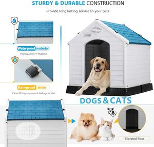 Dog Plastic House | Pet's Accessories for sale in Lagos State, Alimosho