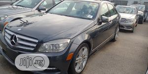 Mercedes-Benz C350 2010 Gray   Cars for sale in Lagos State, Apapa