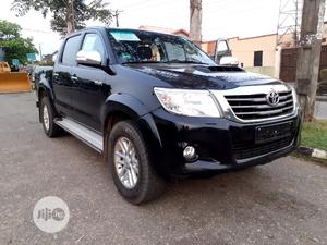 Toyota Hilux 2015 WORKMATE Black   Cars for sale in Lagos State, Ikeja