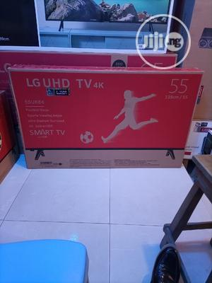 LG Tv Smart 55 Inches | TV & DVD Equipment for sale in Lagos State, Ejigbo