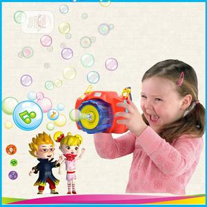 Hot Electric Bubble Gun Camera | Toys for sale in Lagos State, Lekki