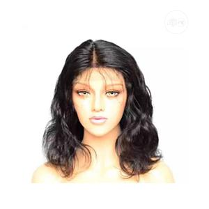 Soft Wavy Trendy Wig With Closure | Hair Beauty for sale in Lagos State, Surulere