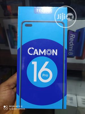 New Tecno Camon 16 Pro 128 GB Silver | Mobile Phones for sale in Lagos State, Ikeja