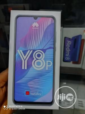 New Huawei Y8p 128 GB Black | Mobile Phones for sale in Lagos State, Ikeja