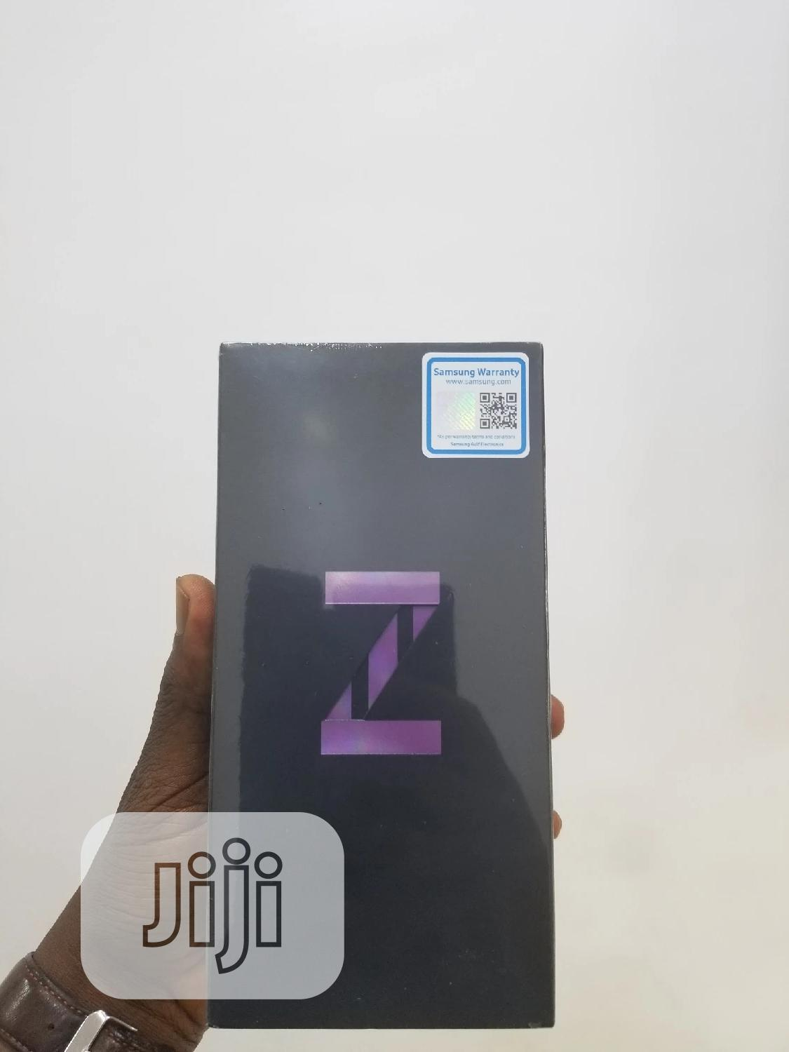 New Samsung Galaxy Z Flip 256 GB Pink | Mobile Phones for sale in Ikeja, Lagos State, Nigeria